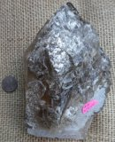SMOKEY QUARTZ CRYSTAL #16