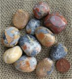 Maligano Jasper Shapes and Tumbles