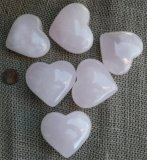 PINK CALCITE HEARTS #3