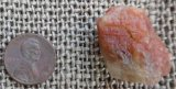LAVA FIRE SUNSTONE CRYSTAL #12
