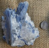BLUE KYANITE CRYSTAL #14