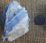 BLUE KYANITE CRYSTAL #16