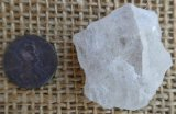 WHITE AMBLYGONITE CRYSTAL #16