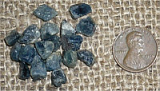 BLUE SAPPHIRE CRYSTALS #4