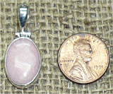 Peruvian Pink Opal/Angel Silk (Angel Crystal) Jewelry