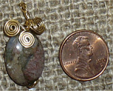 Llanoite/Llanite/Blue Quartz and Pink Feldspar Jewelry