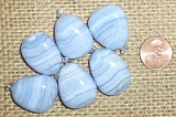 Blue Lace Agate Jewelry