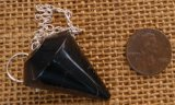 BLACK TOURMALINE PENDULUM #1