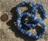 BLUE KYANITE STRETCHY BRACELETS #1