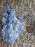 BLUE KYANITE CRYSTAL #6